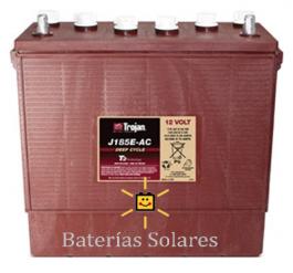Batería Trojan Plomo Ácido J-185E-AC