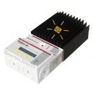 Controlador PWM Morningstar TS-60 con pantalla